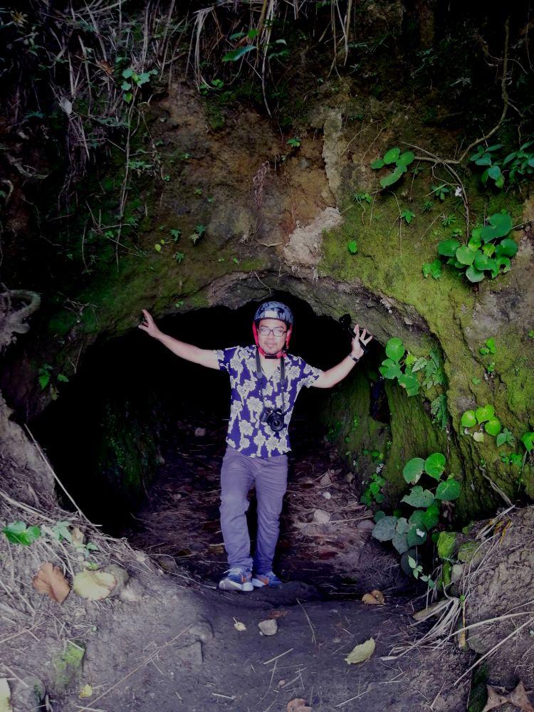 Japanese Tunnel in Basco, Batanes