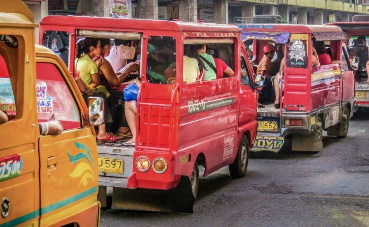 Jeepney commute Davao
