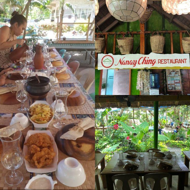 Nanay Ching Restaurant in Uyugan, Batanes