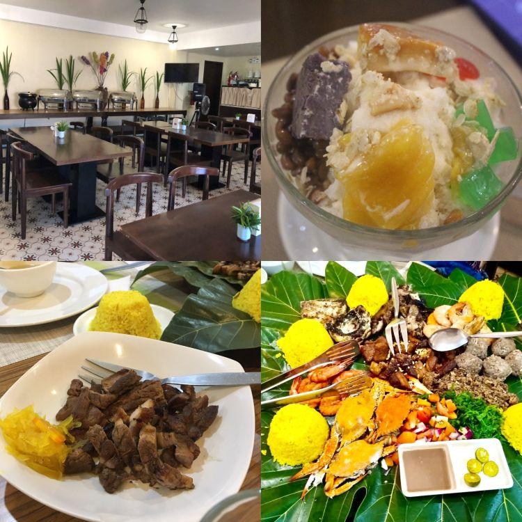 Pension Ivantan Restaurant in Basco, Batanes