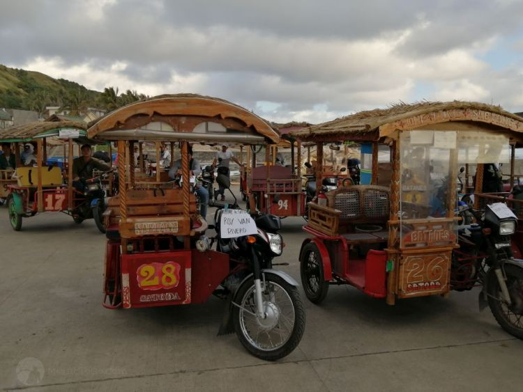 Cogon Trike Tour Package in Batanes