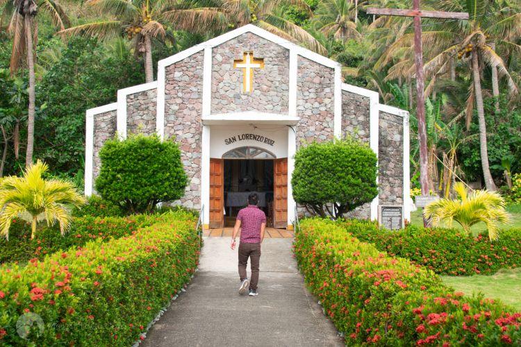 San Lorenzo Ruiz in Batanes