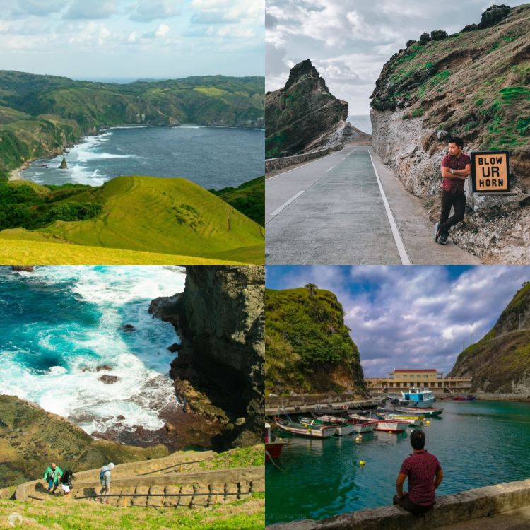 Tourist Spots in South Batan, Batanes