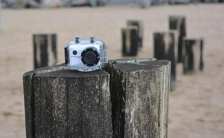 action cam for travel