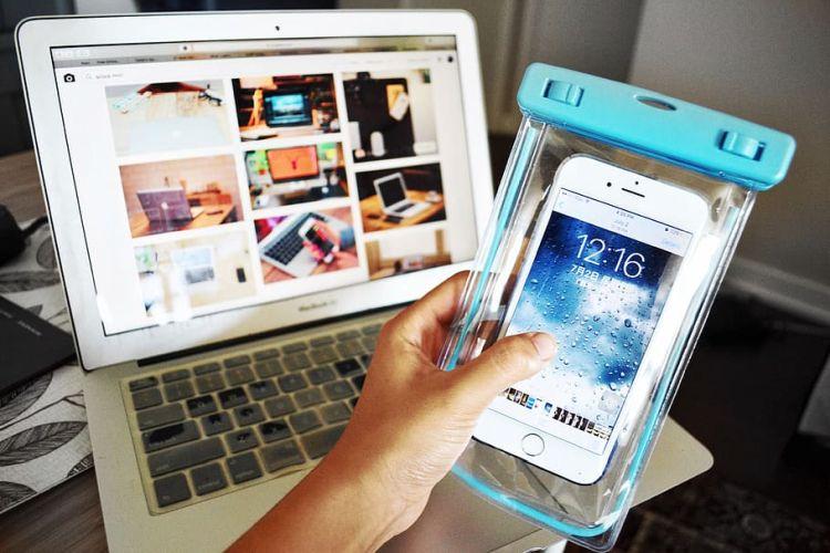waterproof phone casing