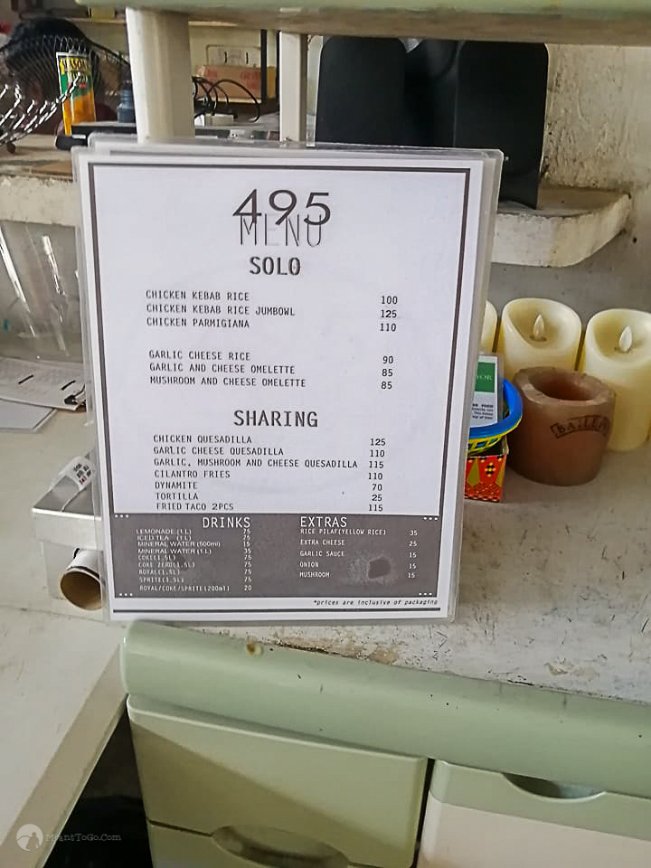 495 Kitchen - Davao
