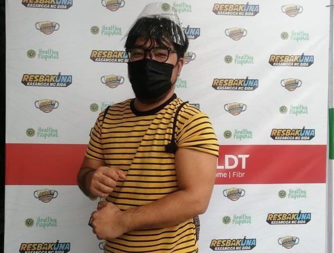 Davao City COVID-19 vaccinatio